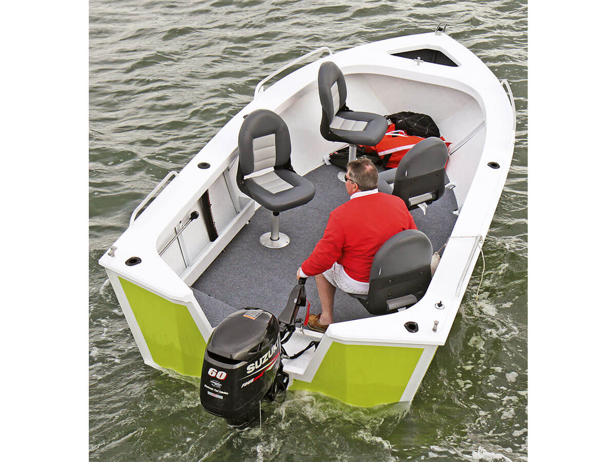 Suzuki's smooth sixty | Club Marine Australia