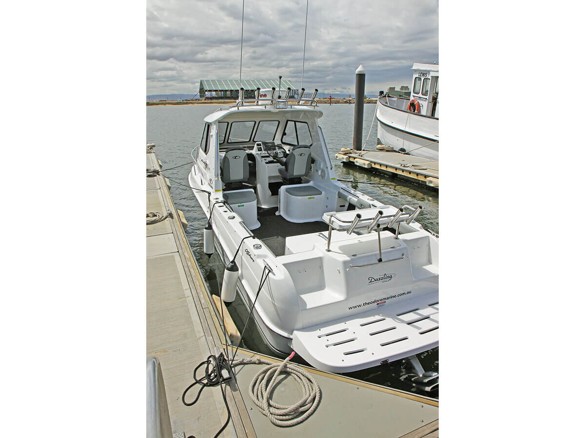 Docking demystified | Club Marine Australia