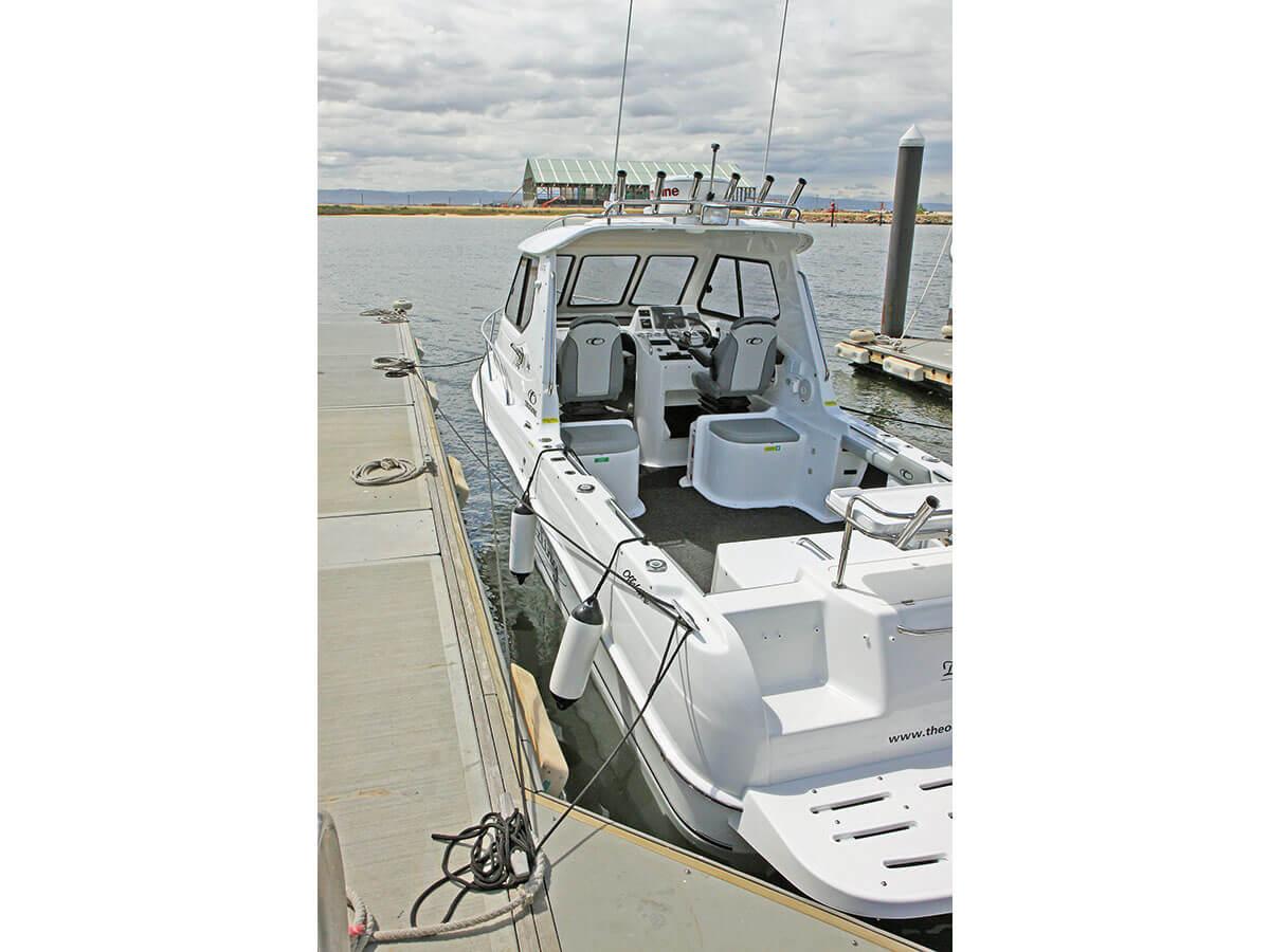 Docking demystified | Club Marine Australia