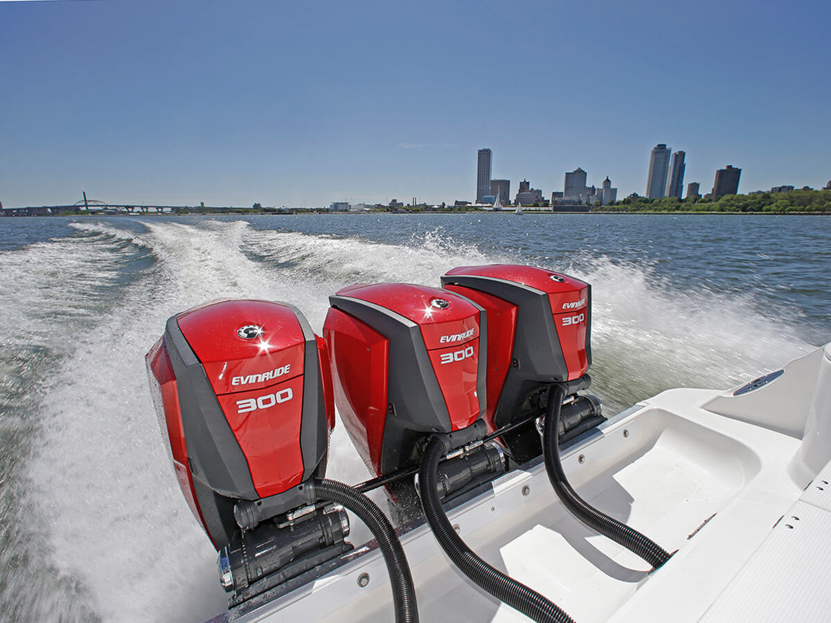 Two-stroke of genius? | Club Marine Australia