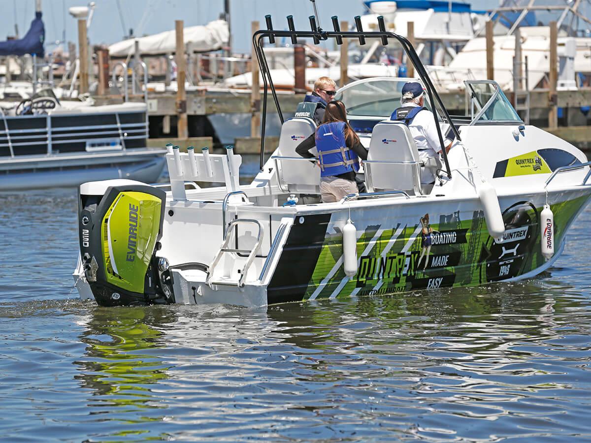 Two-stroke of genius? | Club Marine Australia