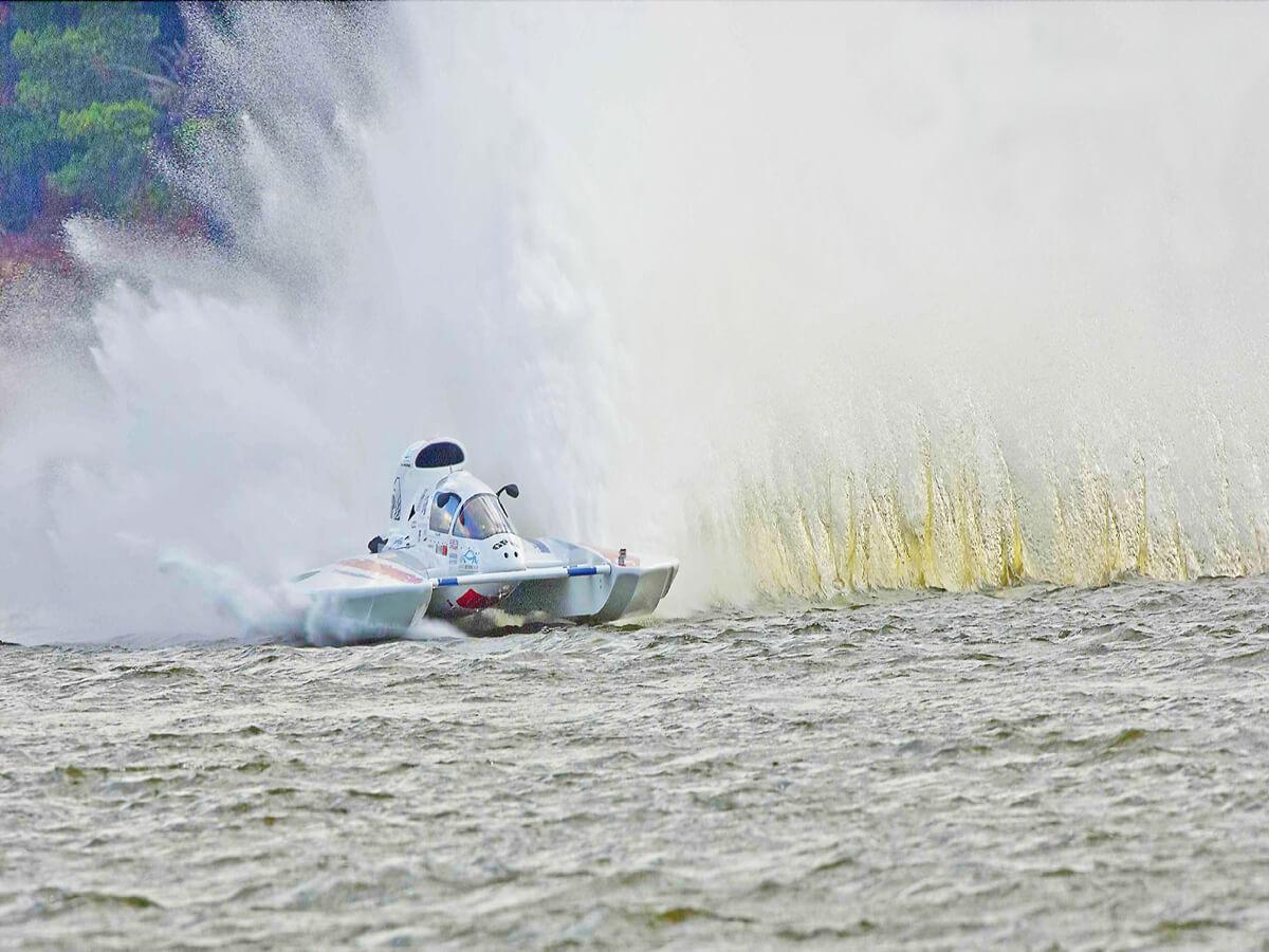 Hydro dynamo | Club Marine Australia