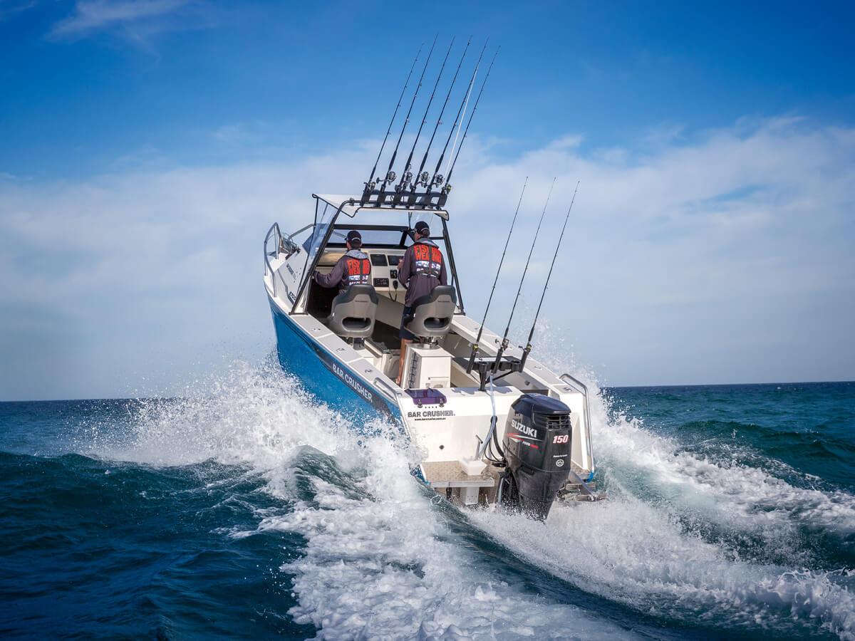 Heavy-weather boat handling | Club Marine Australia