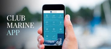 Club Marine Mobile App